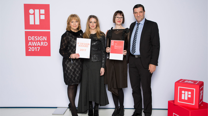 HEP Opskrba osvojila iF DESIGN AWARD 2017